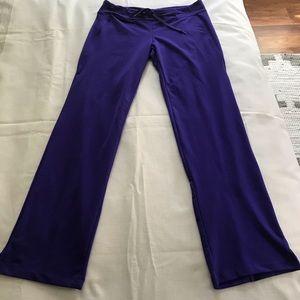 adidas Pants & Jumpsuits - Adidas Climalite Golf Pants 💫 purple ✨ medium